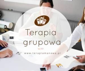 Codziennie odbywają się grupowe zajęcia terapeutyczne w formie: warsztatów, dyskusji i wykładów