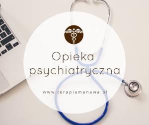 W razie potrzeby zwolnienia chorobowego, oraz opieki farmakologicznej nad pacjentem czuwa lekarz psychiatra który decyduje o ewentualnym doborze, zmianie lub zejściu z leków psychotropowych.
